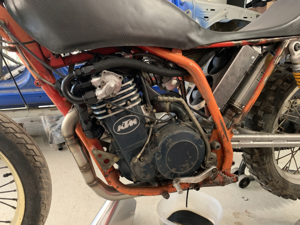 Mes pétoires KTM flat + Ducati café  Ec5d5210