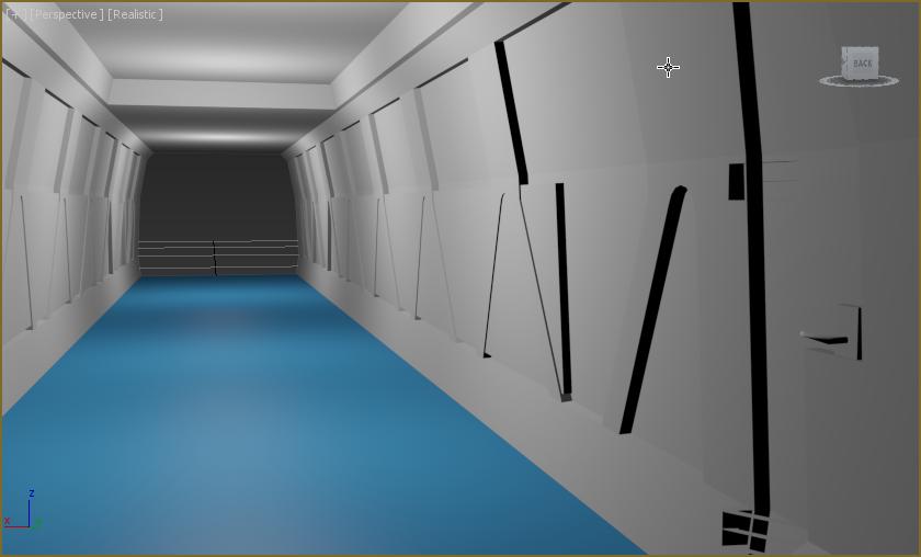 New renderer vs some trains 3dsmax11