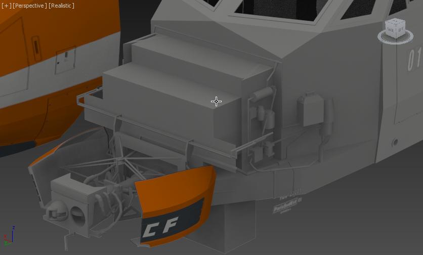 New renderer vs some trains 3dsmax12