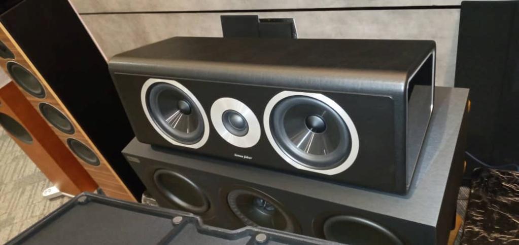 Sonus Faber center speakers for sale 04e19710