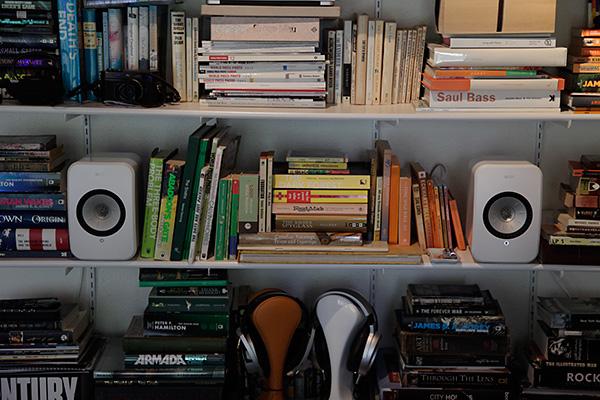 Kef LSX wireless speaker 18121810
