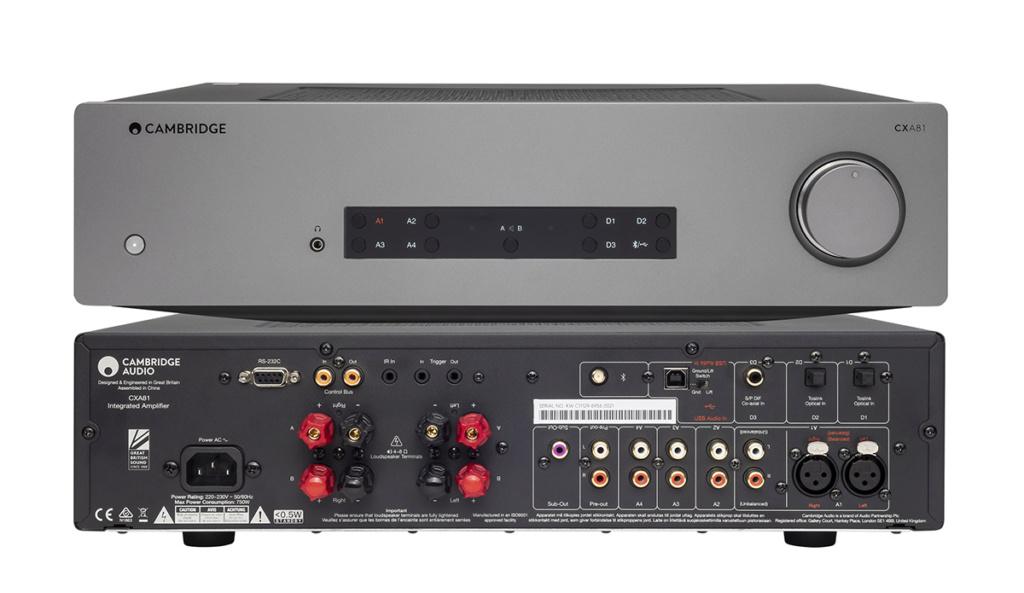 cambridge audio CXA81 amplifier 20190910