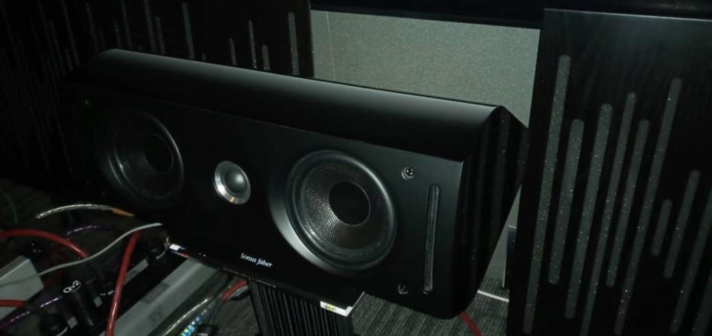 Sonus Faber center speakers for sale 21d1b610