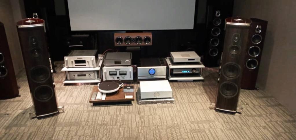 Sonus Faber demo set for sale 27912c10