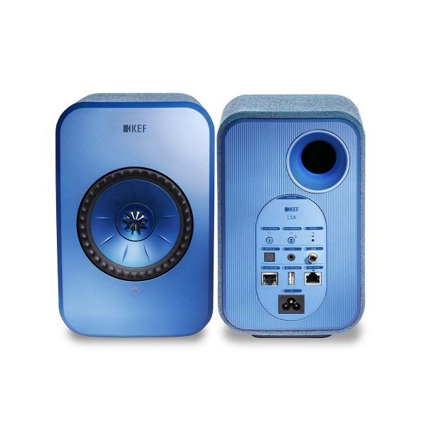 Kef LSX powered bluetooth speaker 39cc0210