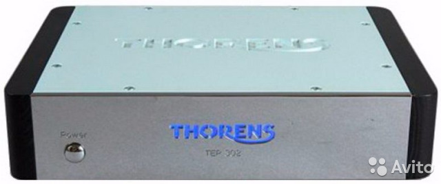 Thorens phono preamp 57229910