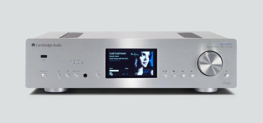 cambridge audio azur 851N music streamer 851-ga10