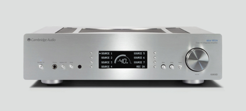 cambridge audio azur 851A amplifier  851a-g11