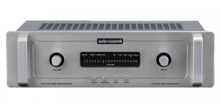 Audio Research  pre & poweramp Audior10