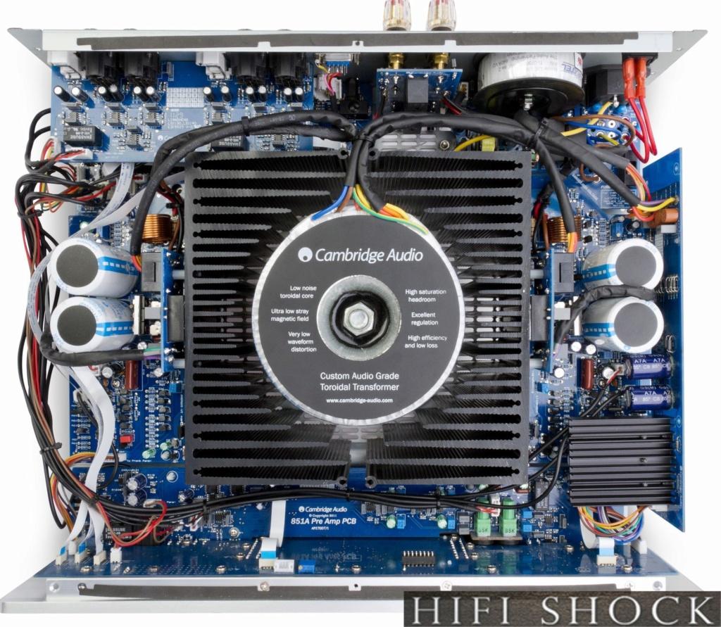 cambridge audio azur 851A amplifier  Azur-810