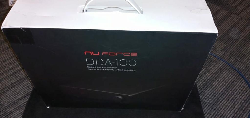 Nu Force DDA-100 amplifier with DAC C2677e10