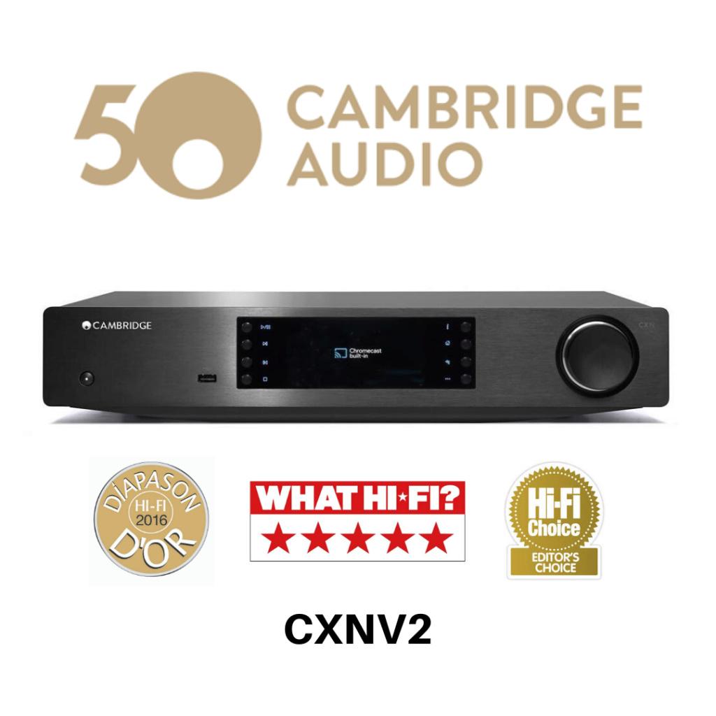 cambridge audio cxnv2 music streamer Cambri10