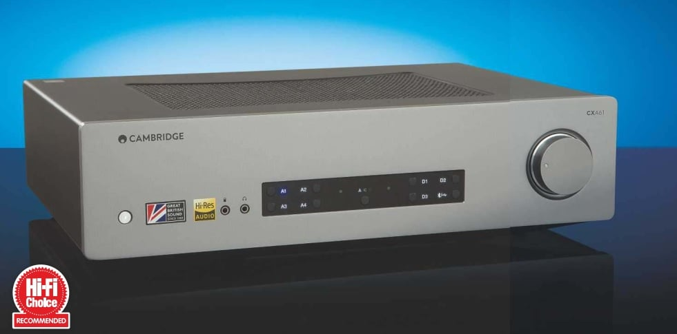 Cambridge audio CXA61 amplifier Cambri15