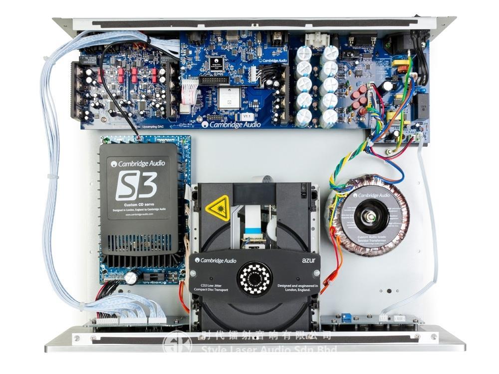 cambridge audio azur 851C cd player Cambri24