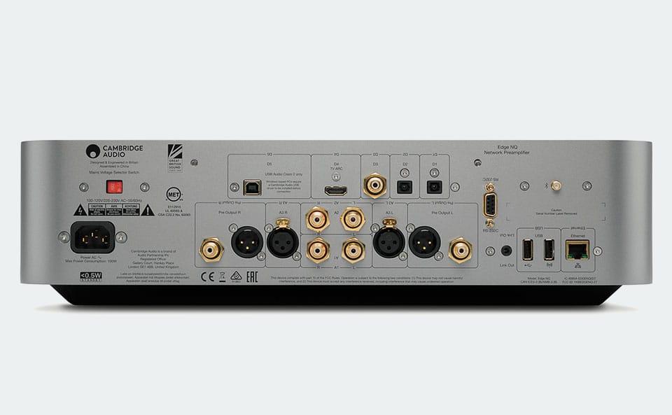 cambridge audio Edge NQ streamer Cambri25