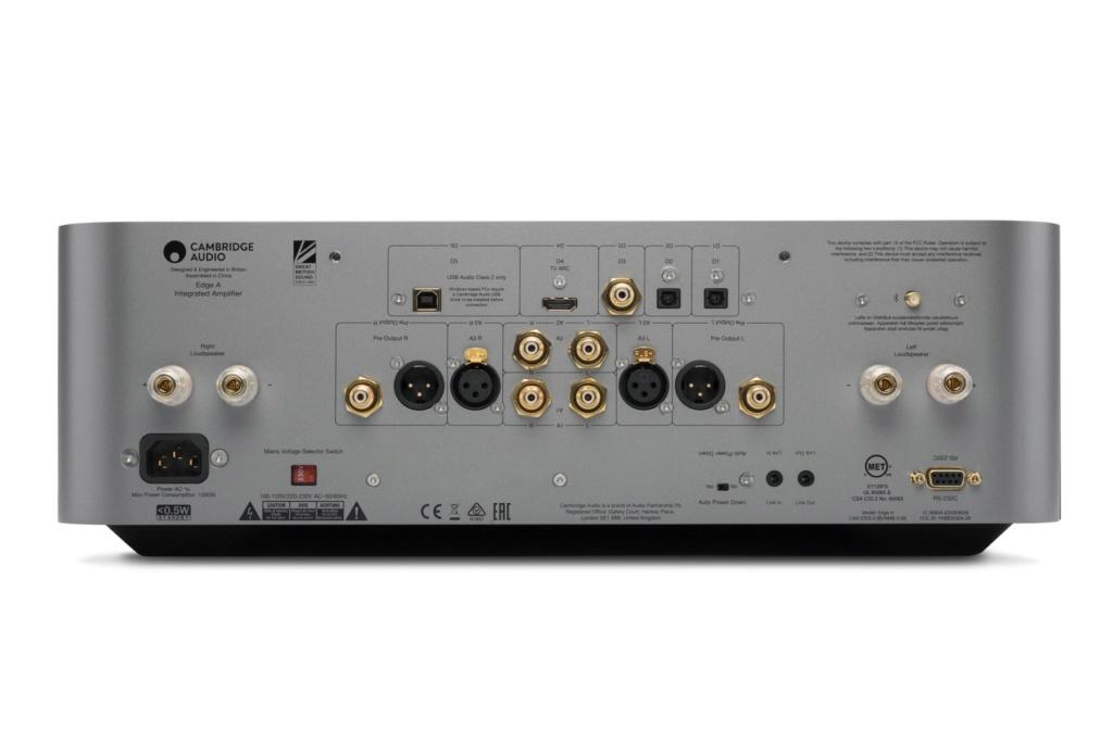cambridge audio Edge A amplifier Cambri30