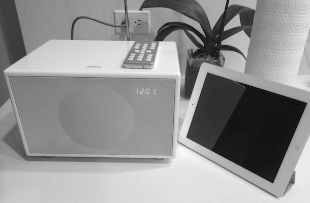 Geneva M bluetooth speaker Geneva10