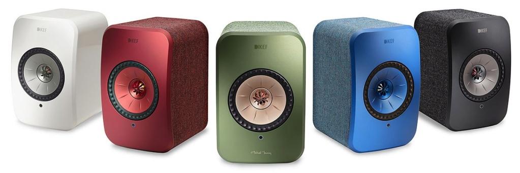 Kef LSX wireless speaker Kef-ls10