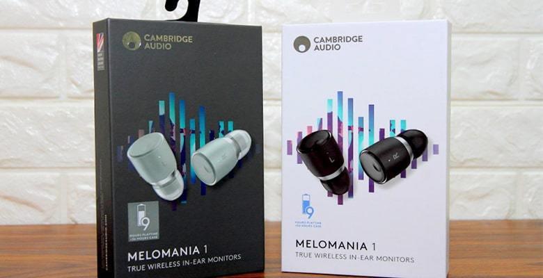 Cambridge Audio Melomania 1S wireless earphone Meloma10