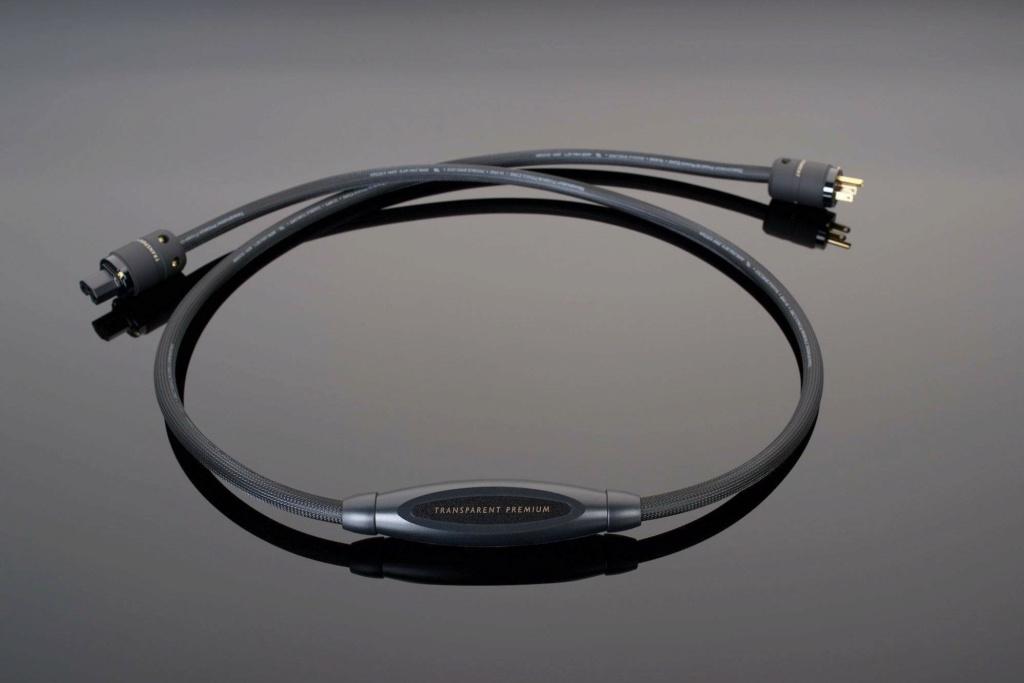 Transparent Powerlink Super powercord Prpc-f10
