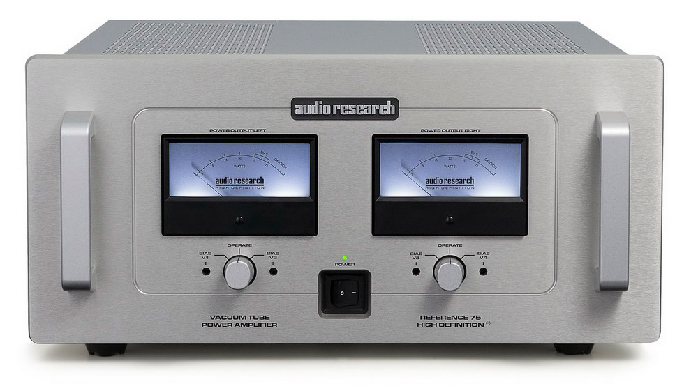 Audio Research poweramp (sold) Ref-7510