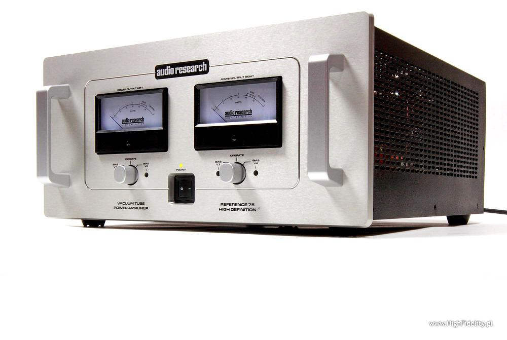 Audio Research poweramp (sold) Ref-7511