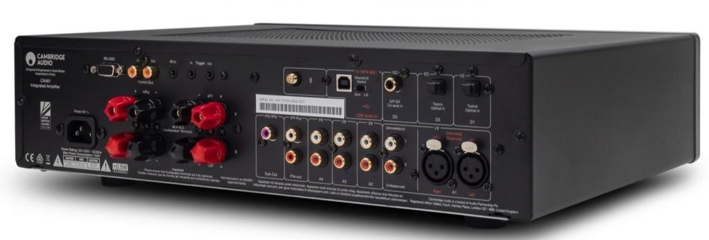 cambridge audio CXA81 amplifier Screen10