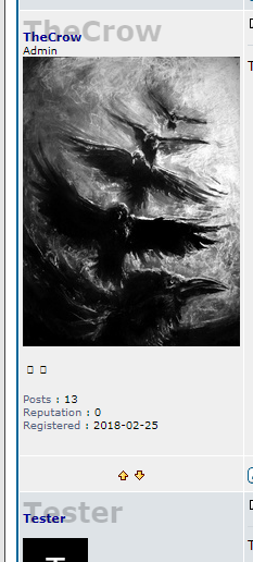 Topics tagged under phpbb2 on The forum of the forums 210