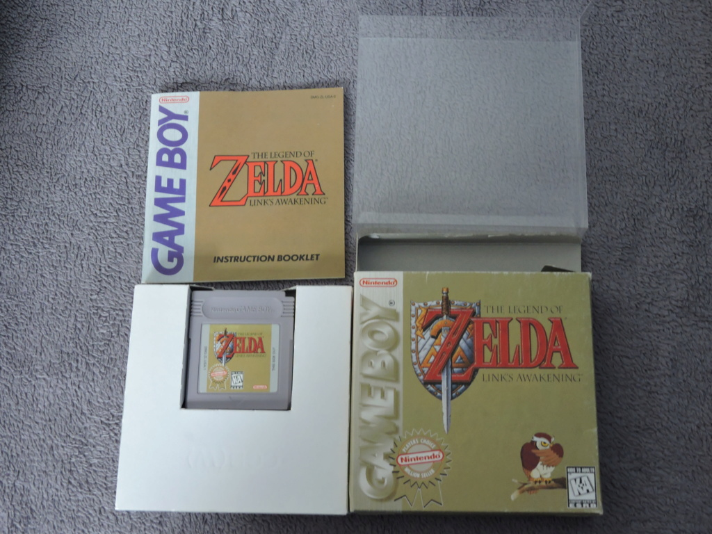 [VENTE] Collection Zelda. Dscn1210