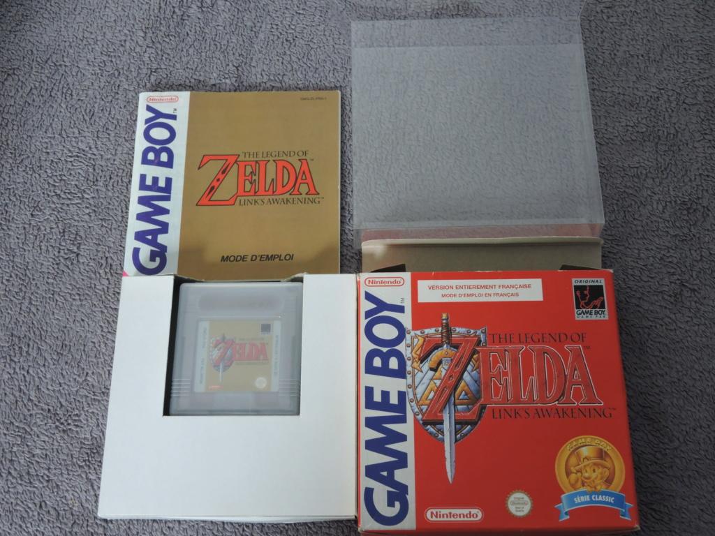 [VENTE] Collection Zelda. Dscn1211