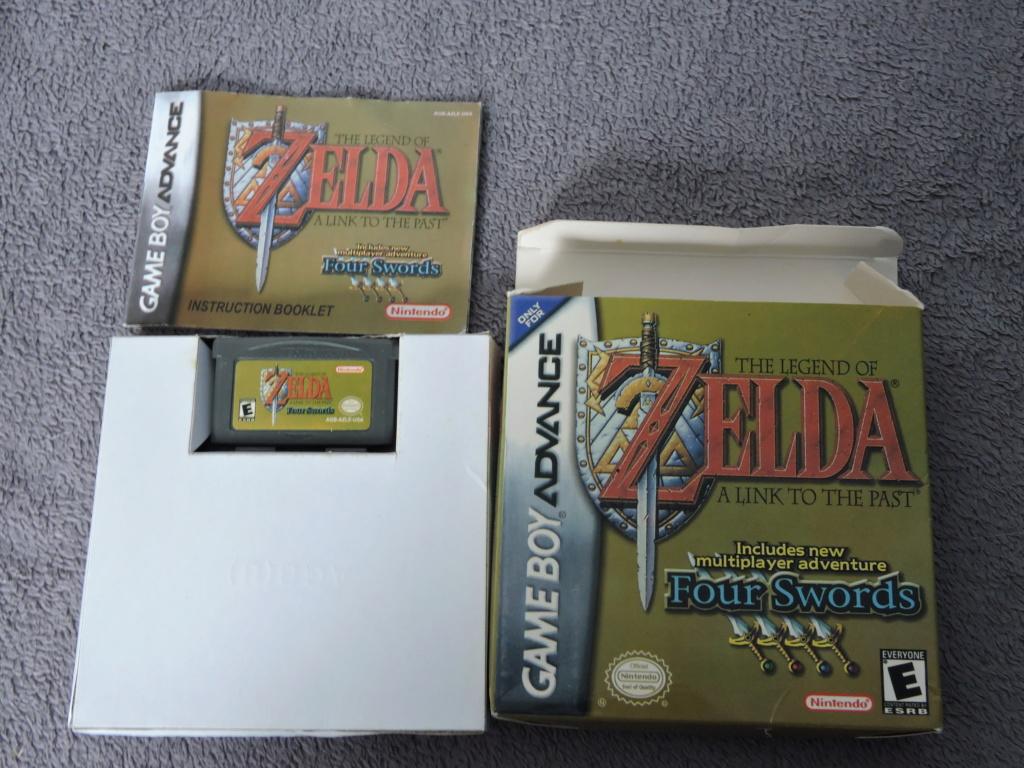 [VENTE] Collection Zelda. Dscn1318