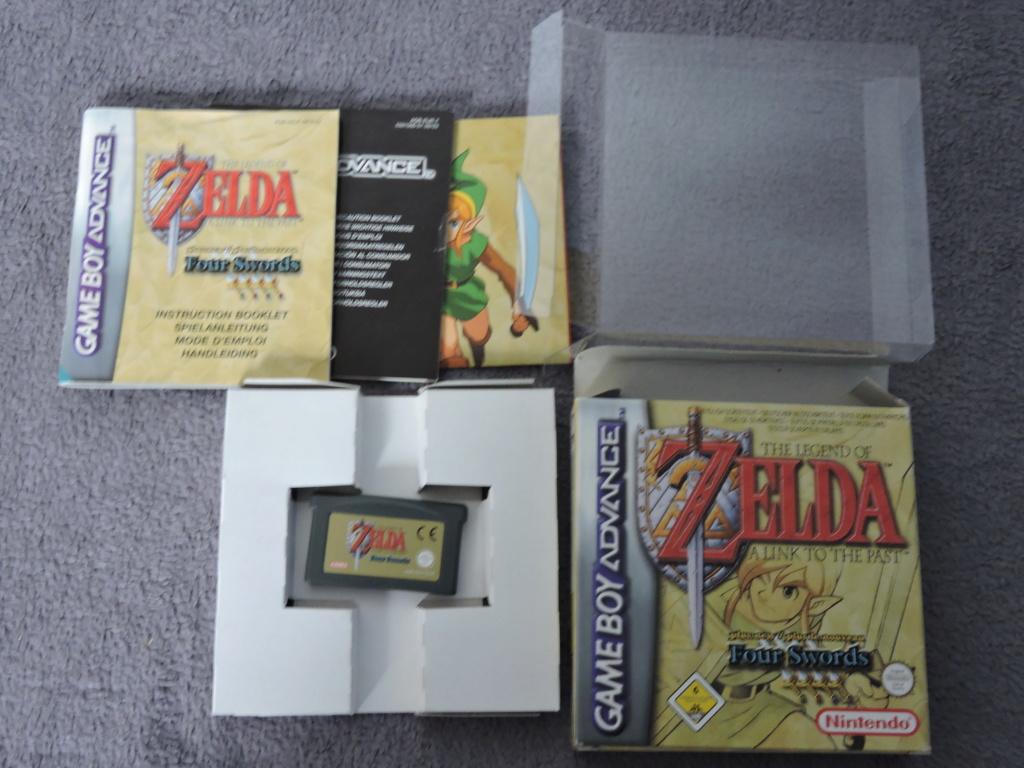 [VENTE] Collection Zelda. Dscn1319