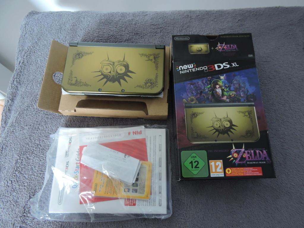[VENTE] Collection Zelda. Dscn1325