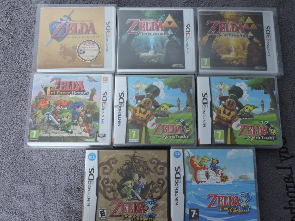 [VENTE] Collection Zelda. Dscn1331