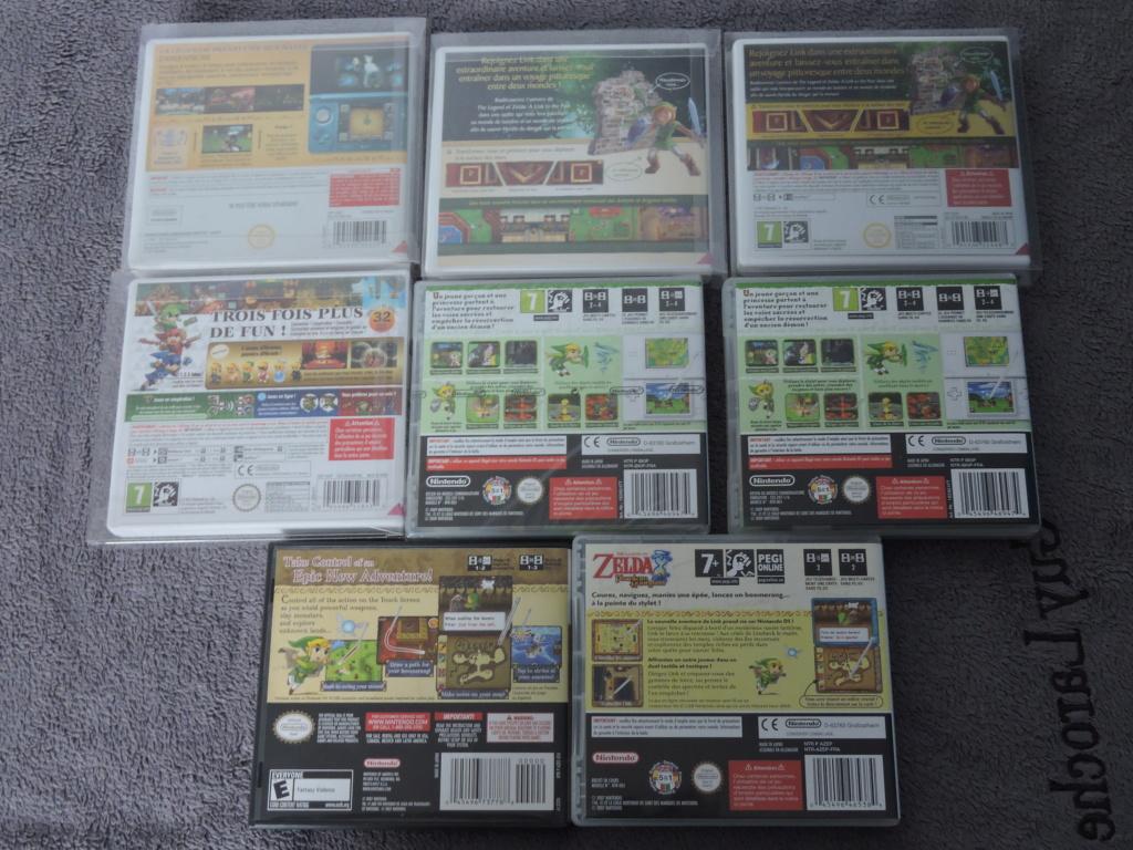 [VENTE] Collection Zelda. Dscn1332