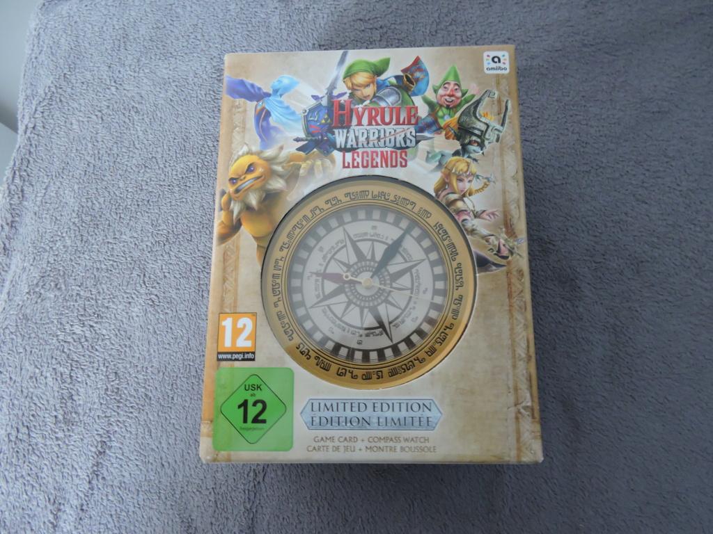 [VENTE] Collection Zelda. Dscn1333