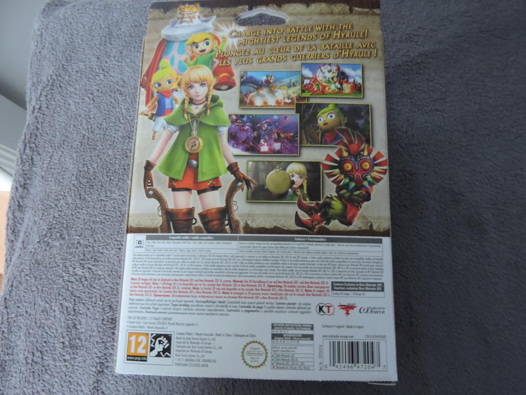 [VENTE] Collection Zelda. Dscn1334