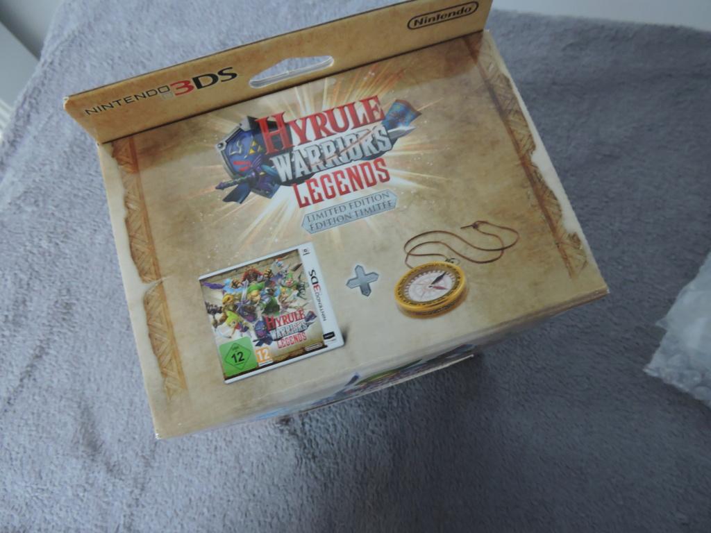 [VENTE] Collection Zelda. Dscn1335