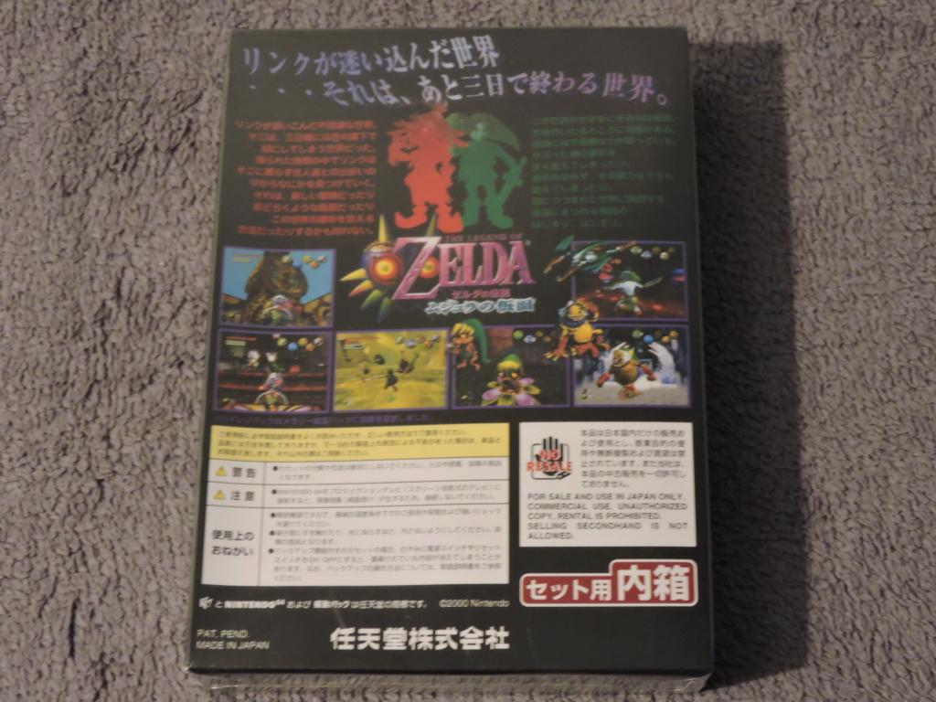 [VENTE] Collection Zelda. Dscn1343