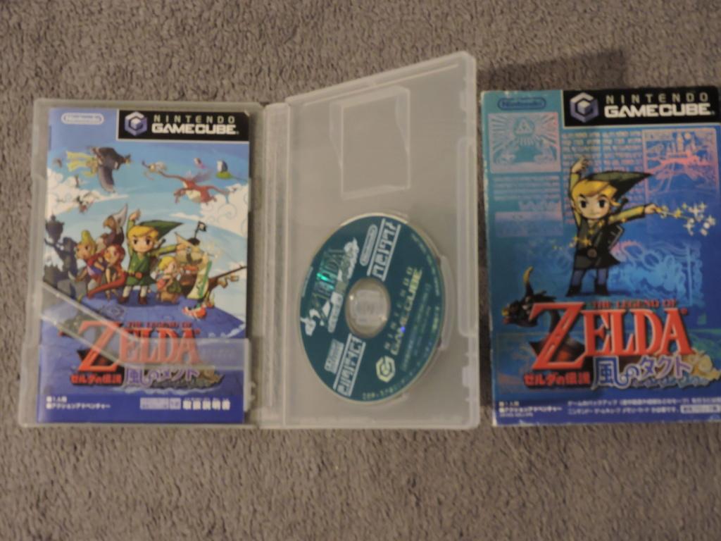[VENTE] Collection Zelda. Dscn1352
