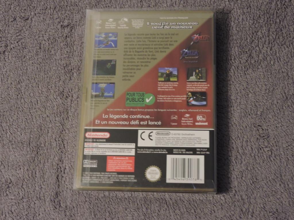 [VENTE] Collection Zelda. Dscn1358