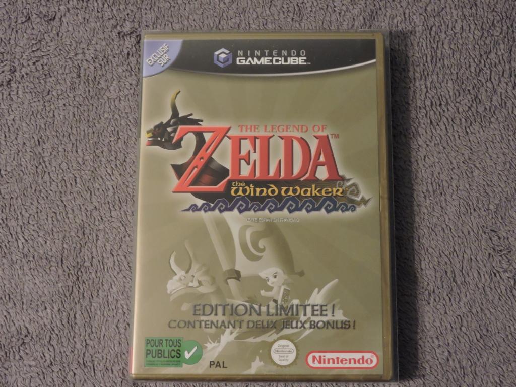 [VENTE] Collection Zelda. Dscn1359