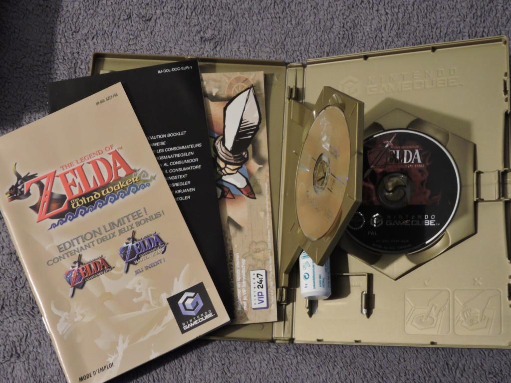 [VENTE] Collection Zelda. Dscn1360
