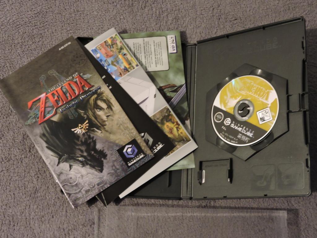 [VENTE] Collection Zelda. Dscn1364