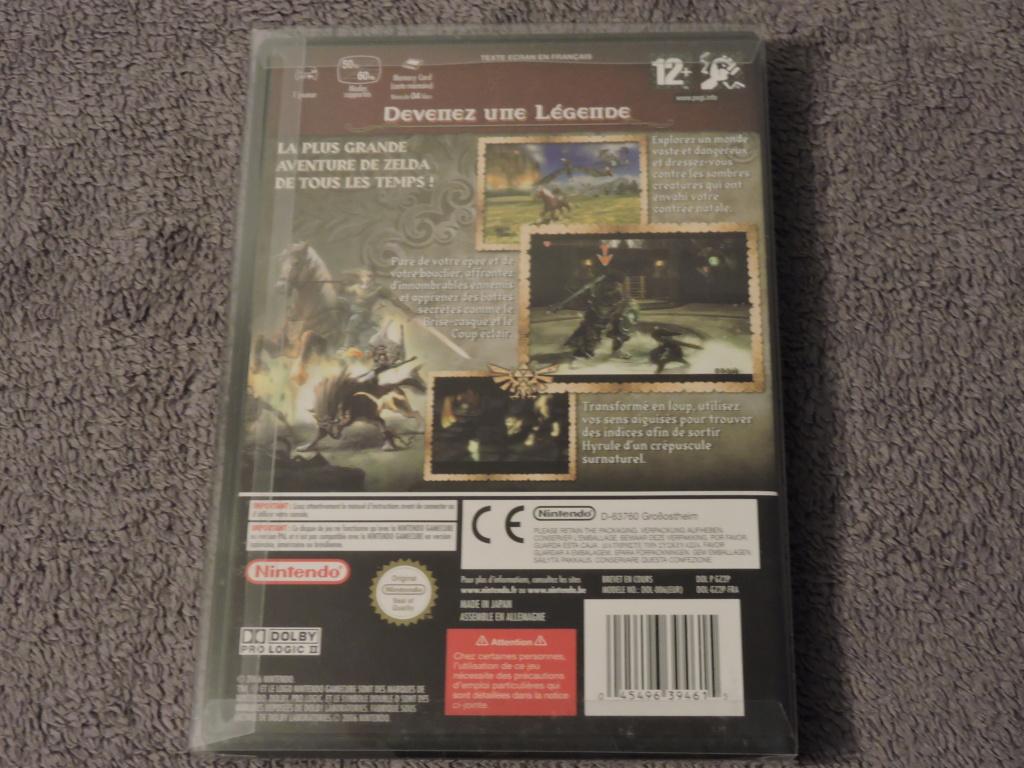 [VENTE] Collection Zelda. Dscn1366
