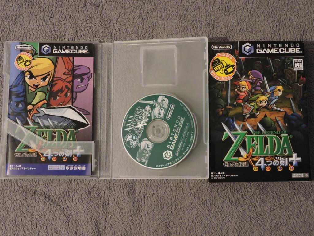 [VENTE] Collection Zelda. Dscn1372