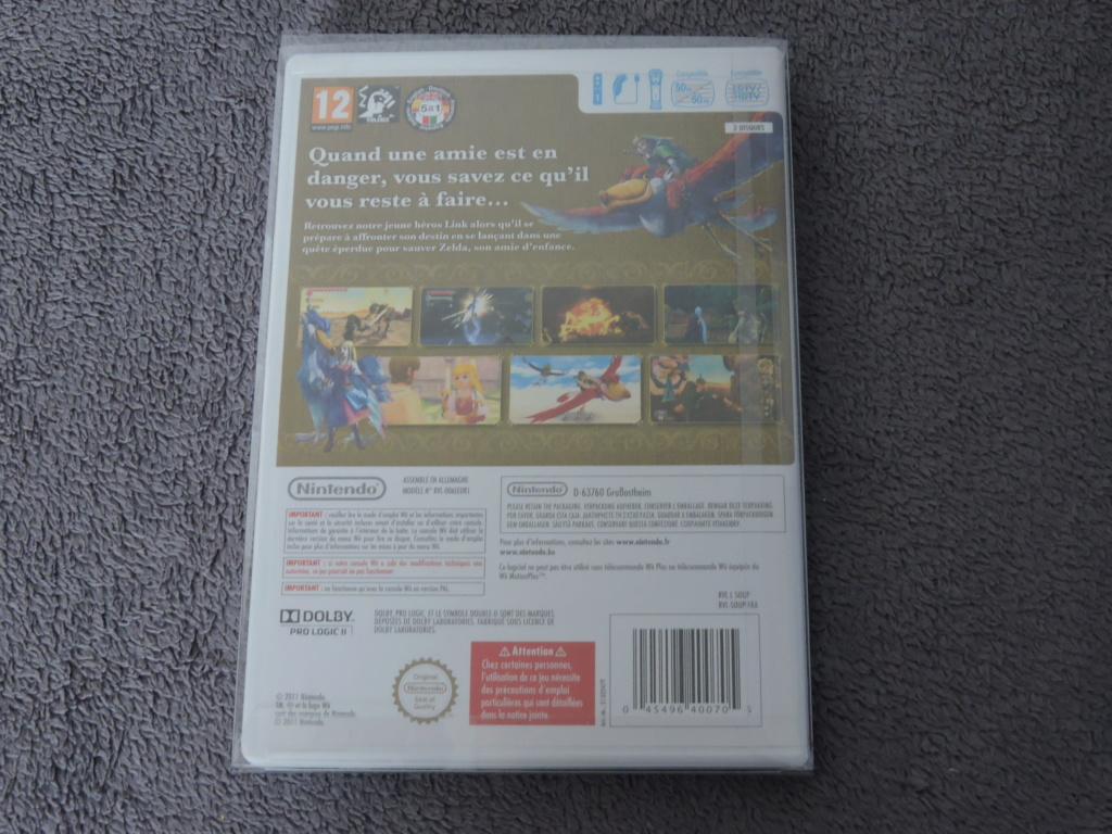 [VENTE] Collection Zelda. Dscn1378
