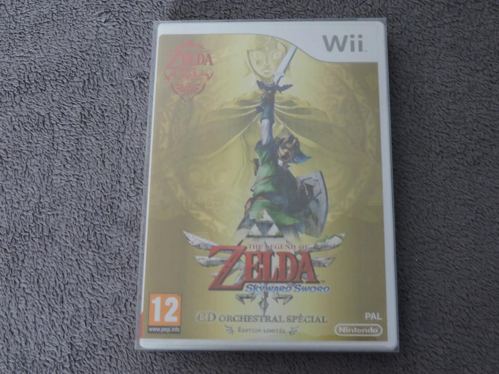 [VENTE] Collection Zelda. Dscn1379
