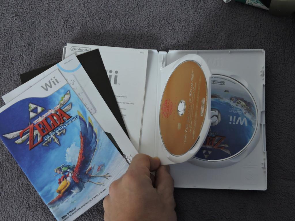 [VENTE] Collection Zelda. Dscn1380