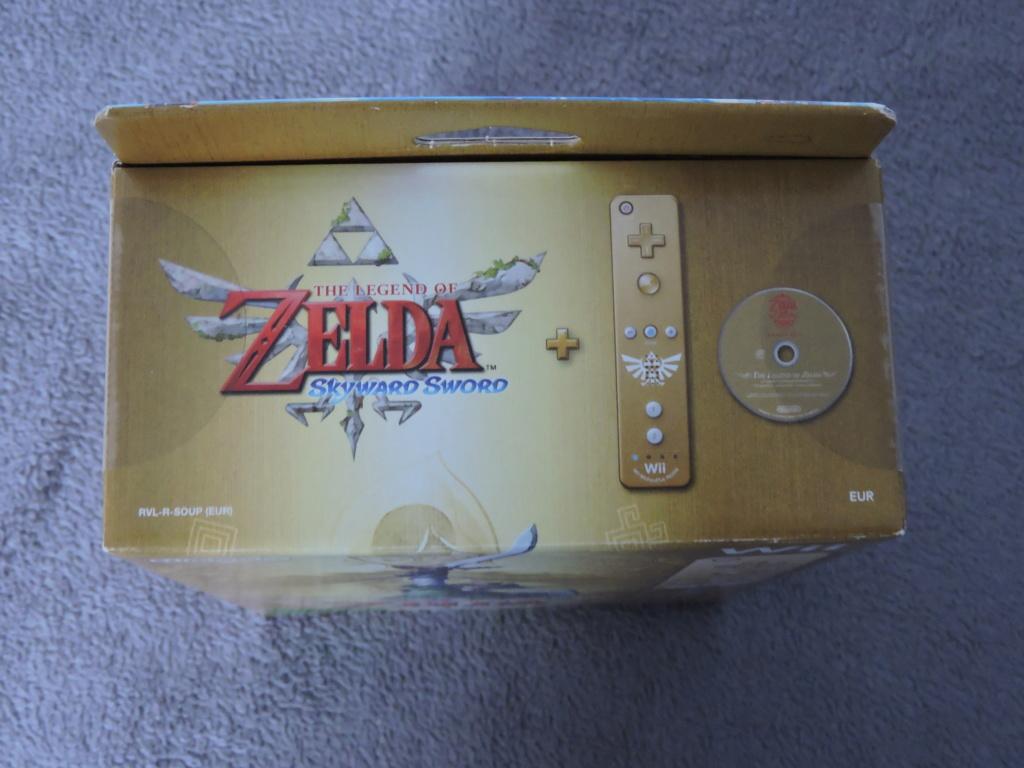 [VENTE] Collection Zelda. Dscn1381